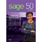 Sage 50 Premium Accounting Features (formerly Peachtree)