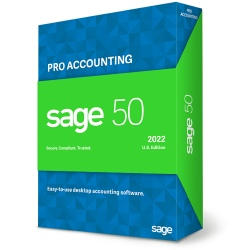 Sage 50 Pro Accounting 2014 box shot