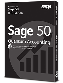 Sage 50 Quantum Accounting 2014 box shot
